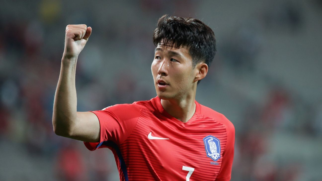 South Korea, Son Heung-Min face tall order to escape hardest group