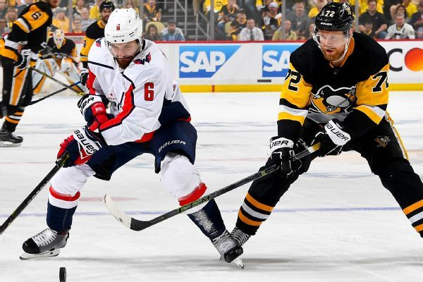 Capitals' Kempny (lower body) out indefinitely