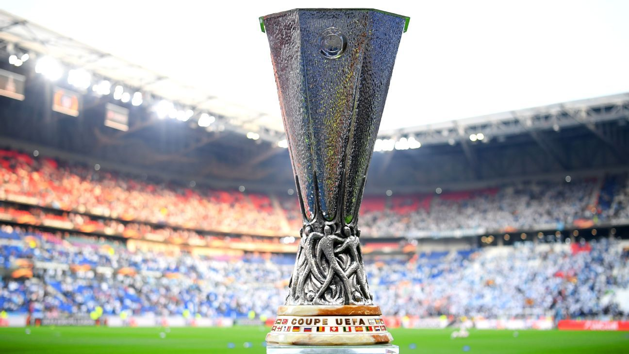 Arsenal take on Napoli in Europa League quarterfinals as Chelsea face Slavia Prague