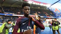U.S. forward Weah leaving PSG for Lille