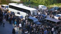 Ligue 2 playoff between Ajaccio and Le Havre postponed after fans attack bus