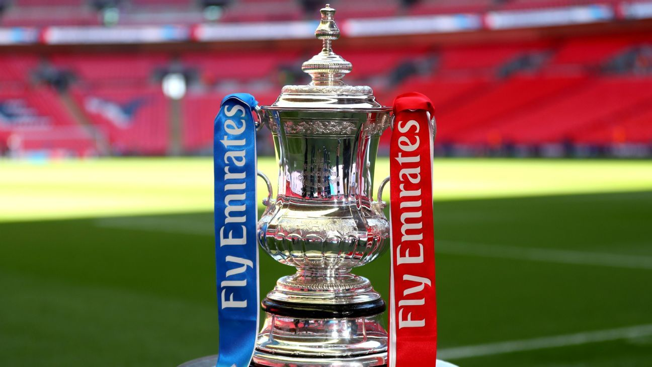 FA Cup semifinal draw: Man City to play Brighton, Watford vs. Wolves