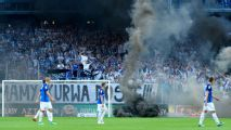 Poland club Lech Poznan punished, will play eight matches next season with no spectators