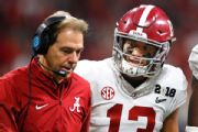 Tua: Learned many lessons from loss to Clemson