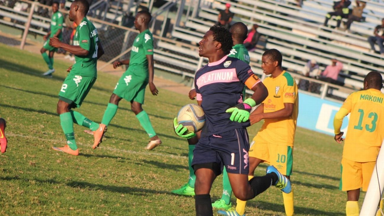 Victory leaves FC Platinum on the brink of another title triumph
