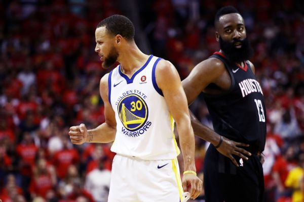 Warriors focused on Clippers, ready for Rockets