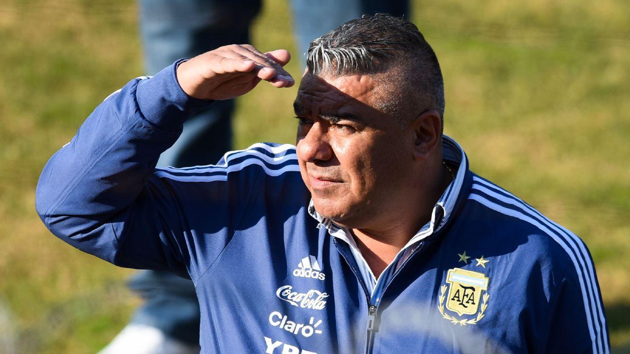 Argentina FA president Claudio Tapia apologises for canceled Israel friendly