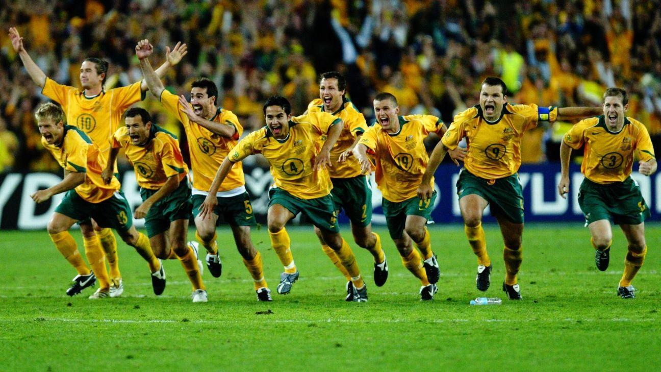 Lado B da Copa: Uma década depois, como Austrália mudou de continente para elevar o seu futebol