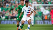 Adams withdraws from U.S. Gold Cup squad