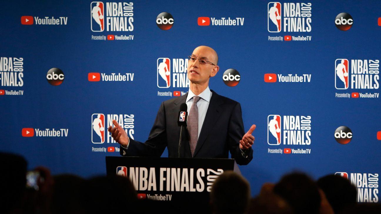 Anuncian planes de NBA y FIBA para crear liga profesional en África