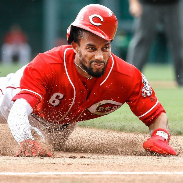 Royals, outfielder Billy Hamilton agree to one-year deal
