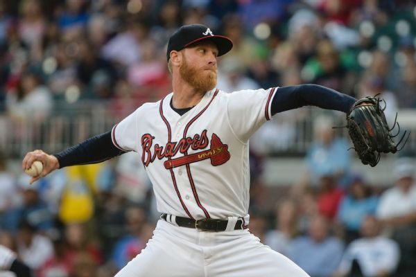 Braves' pitching rotation murky as season nears