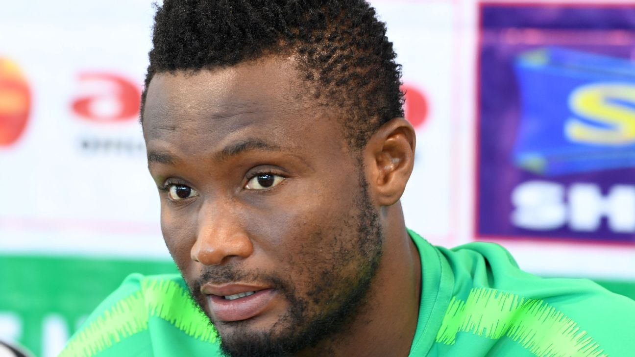 Middlesbrough sign former Nigeria star John Obi Mikel on short-term deal