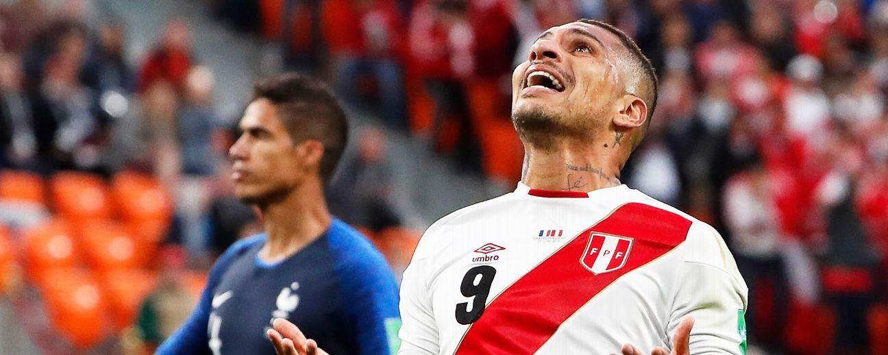 La Corte rechazó la última apelación de Paolo Guerrero