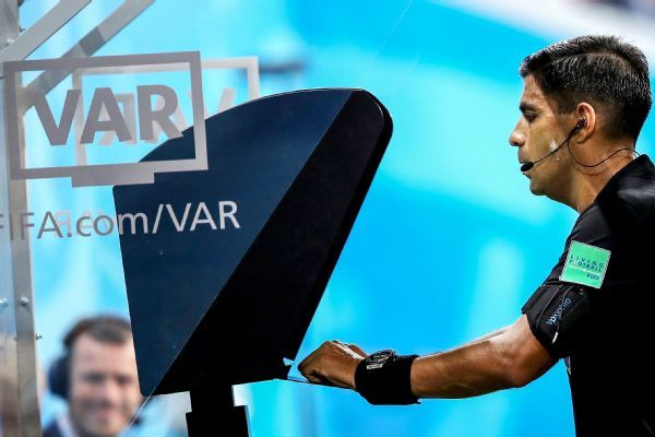 U.S. Soccer urges FIFA to approve VAR at Women's World Cup
