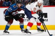 Avalanche sign winger Compher to 4-year deal