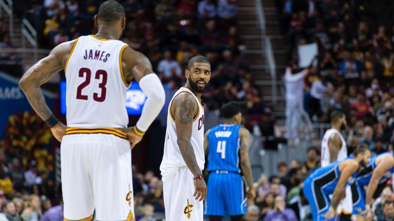 NBA: LeBron James afirma que troca de Irving para os Celtics foi essencial para sua saída dos Cavaliers: 'O começo do fim'