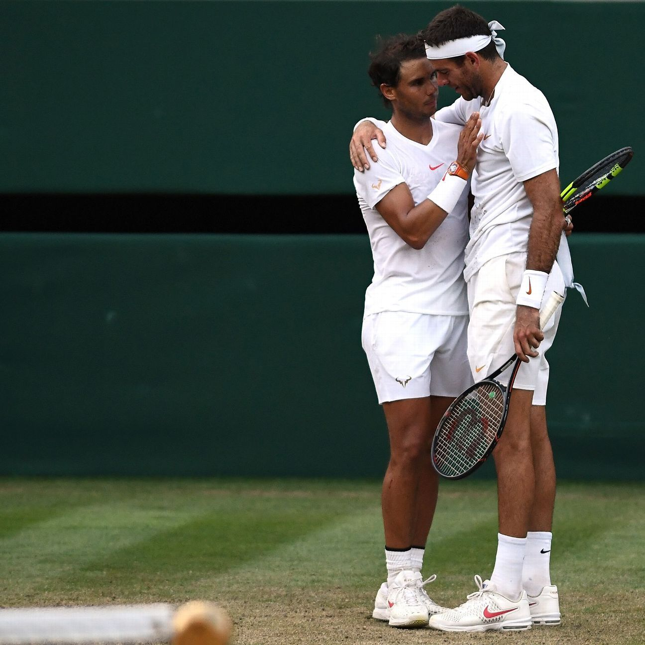 Isner-Anderson was a match you learned to love, then hate, then love all over again