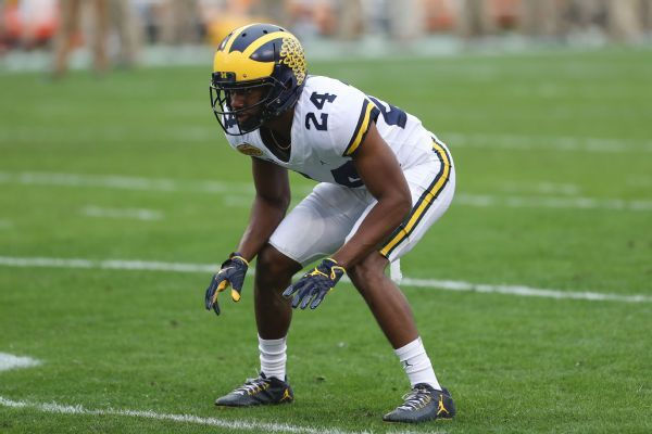 Michigan without Hill, Collins at spring practice