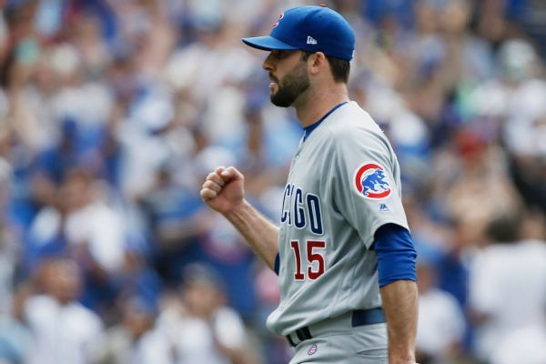 Cubs relievers Morrow, Strop progressing well