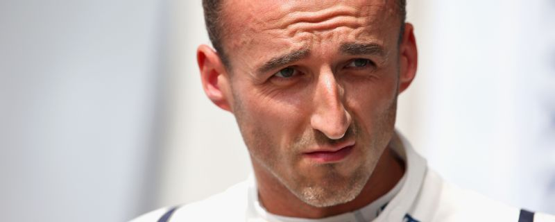 Robert Kubica to return to F1 racing in 2019 with Williams