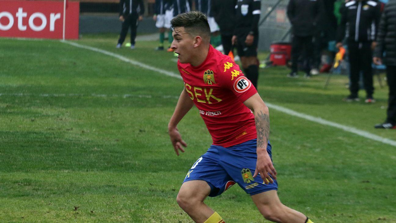 Pablo Aránguiz asoma como opción en la U