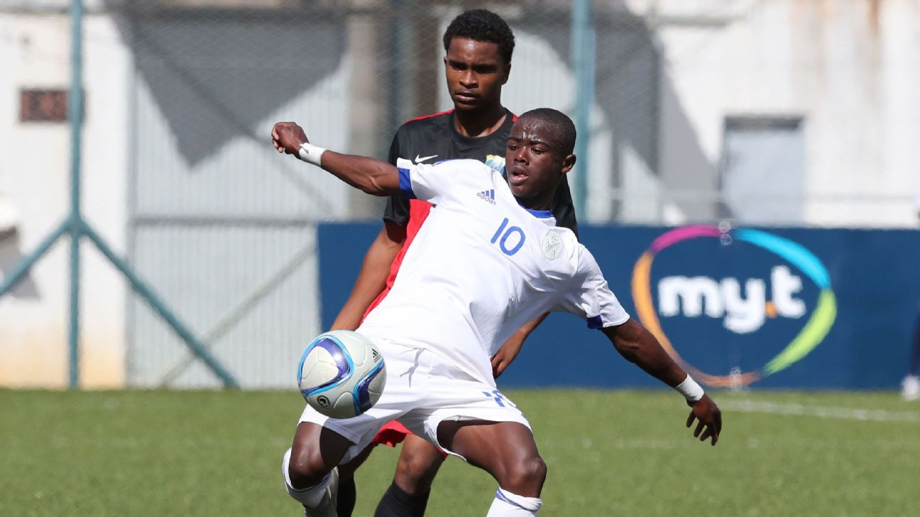 Prince Tjiueza the early star of COSAFA U-17 Cup