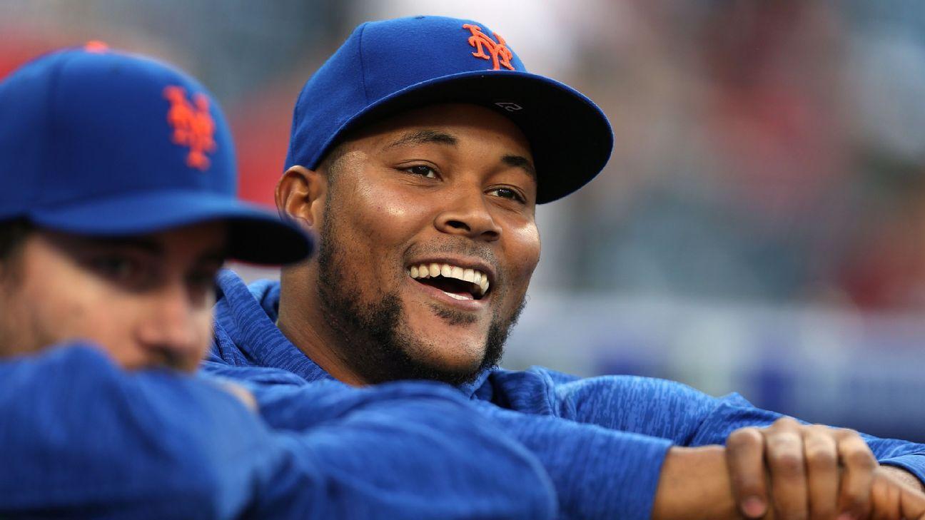 Jeurys Familia regresa a Mets al cerrar contrato por 3 años y $30 millones