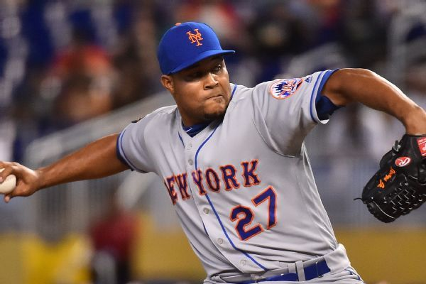 Jeurys Familia agrees to three-year, $30 million deal with Mets