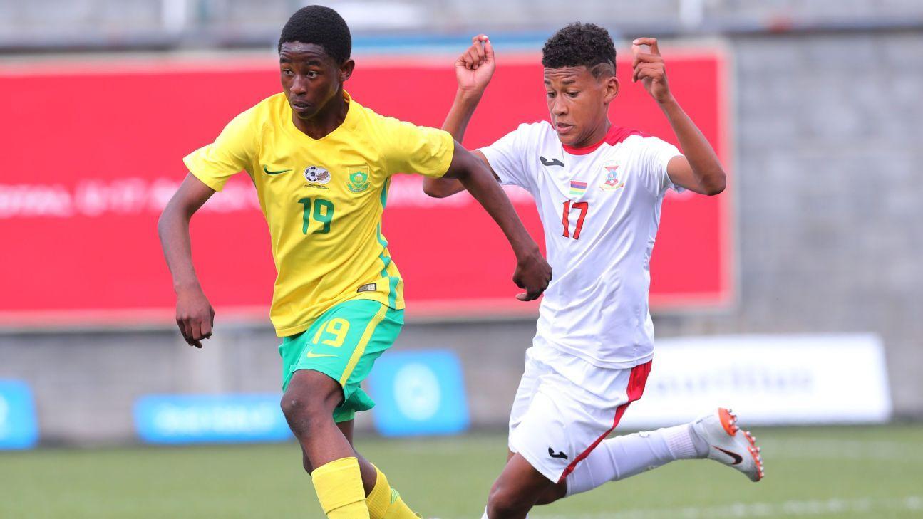 South Africa to meet Angola in COSAFA U-17 Cup final
