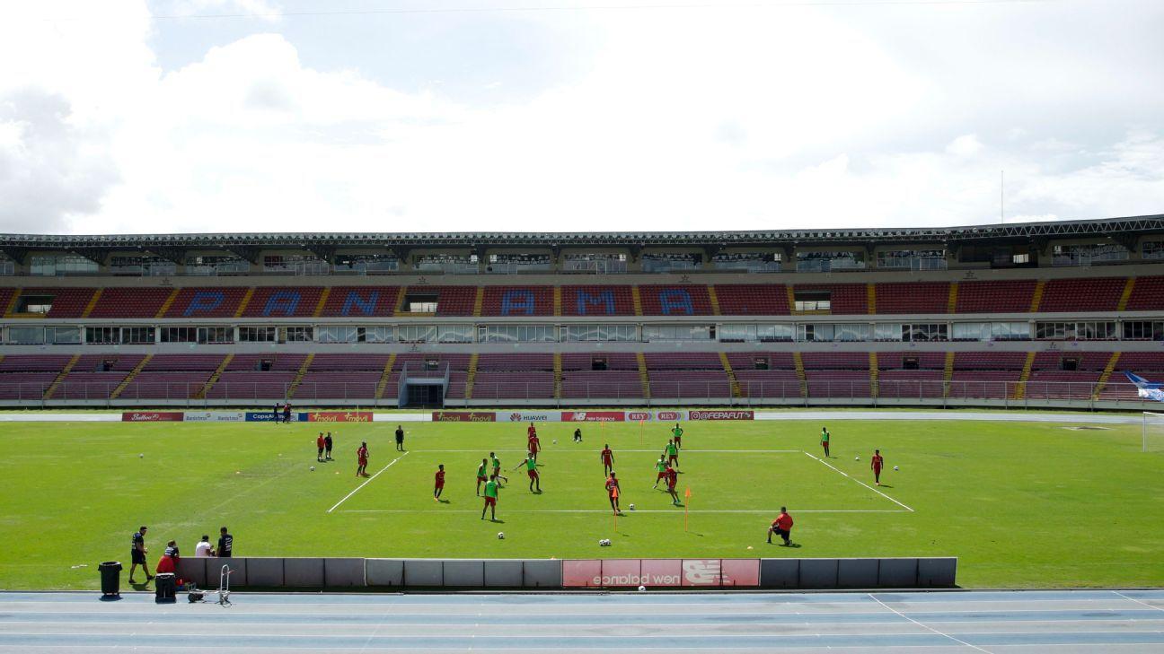 Debut de la Concachampions en riesgo de postergarse en Panamá