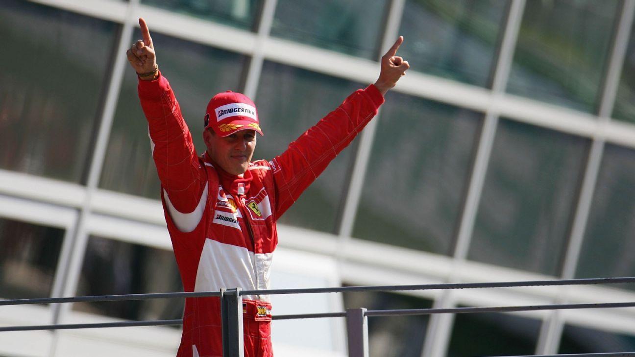 Schumacher llevó a la Fórmula Uno a una nueva dimensión, según Mercedes