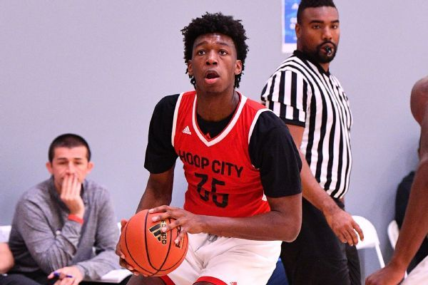 No. 1 recruit James Wiseman joining Penny Hardaway at Memphis