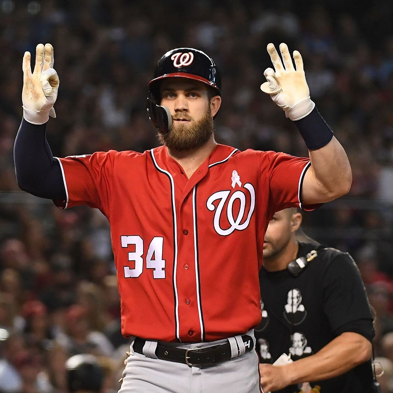 Washington Nationals Rout New York Mets 25-4 In Nats' Highest-scoring Game Ever