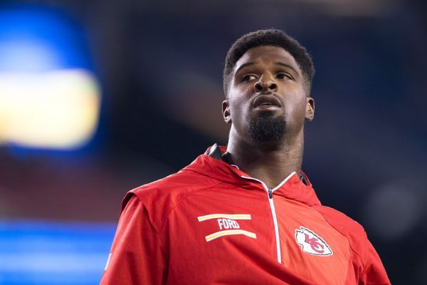 Dee Ford takes blame for critical offsides penalty in Chiefs' loss