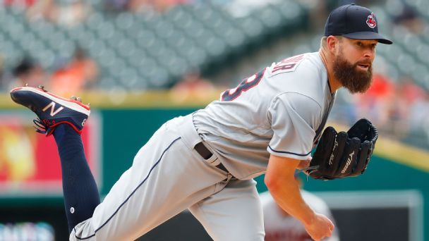 Trade Kluber or Bauer? There's a method to Cleveland's madness