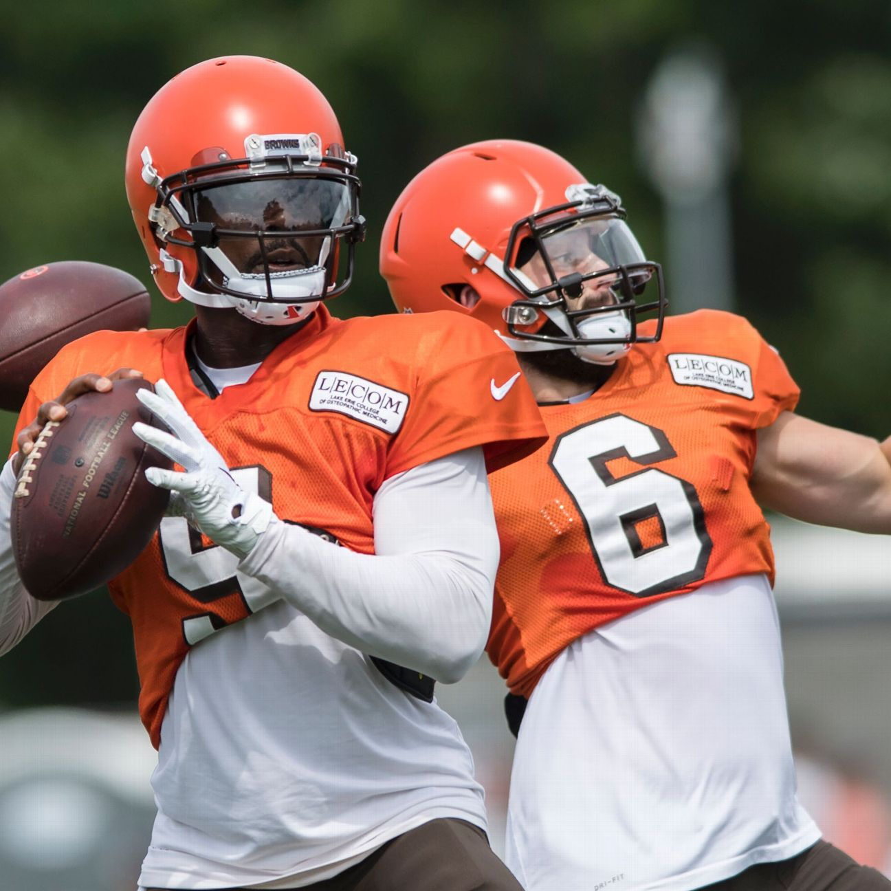 Cleveland Browns kept Antonio Callaway in game as punishment