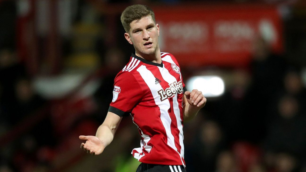 Leicester's £15m Chris Mepham bid rejected by Brentford - sources