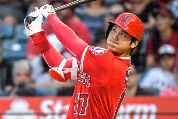 Shohei Ohtani says right elbow surgery was 'necessary,' reflects on rookie year
