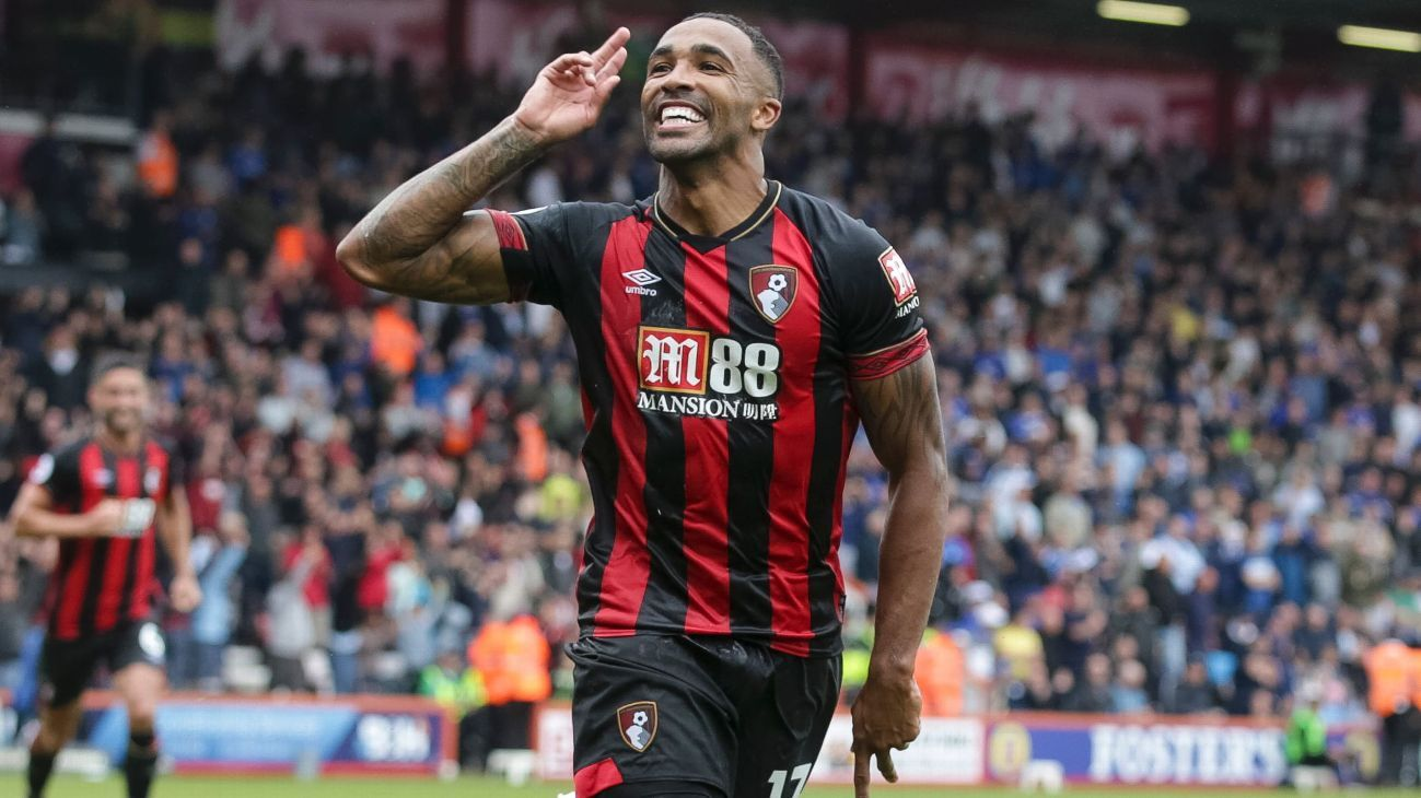 LIVE Transfer Talk: First England, now Chelsea for Bournemouth's Callum Wilson?
