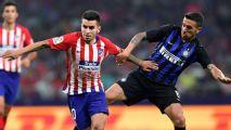 Atlético de Madrid negocia la venta de Ángel Correa al Milan para comprar a James Rodríguez