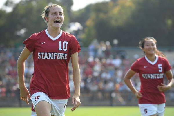 Tierna Davidson skips senior year at Stanford to go pro