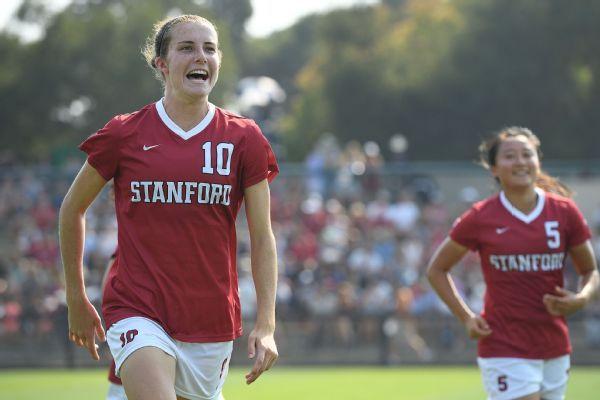 Tierna Davidson skips senior year at Stanford to go pro