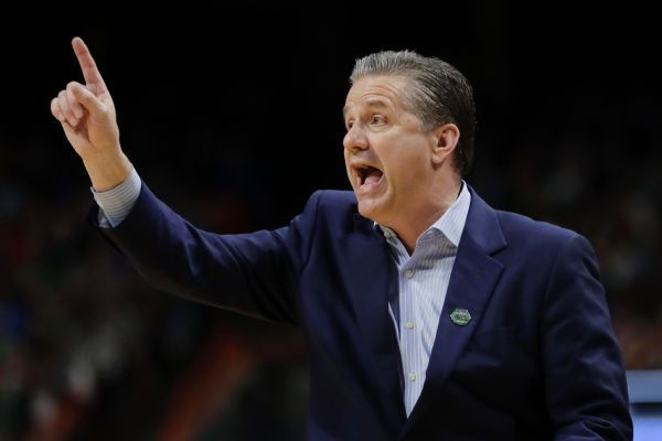 John Calipari supports lowering age limit for players to enter NBA draft