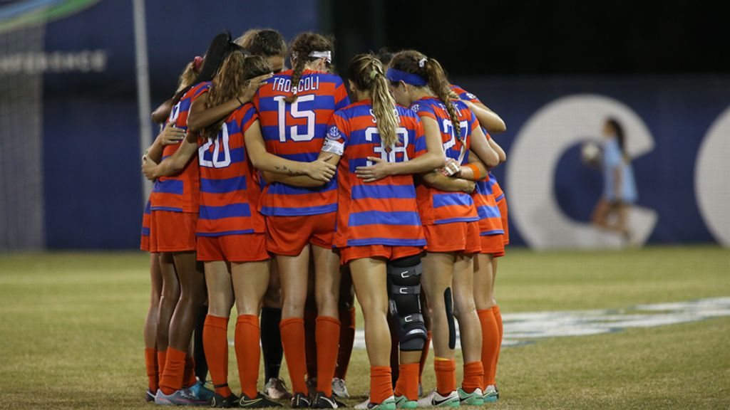 Coaches tab Florida as 2018 SEC Women's Soccer favorite