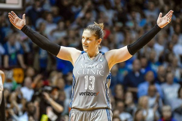 Lynx to honor Whalen with first retired number