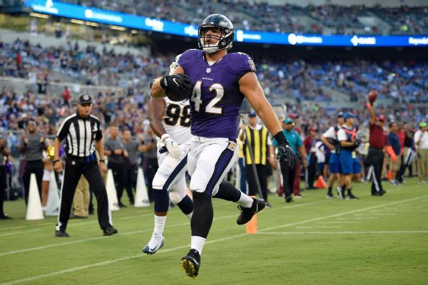 Ravens standing behind Patrick Ricard after FB/DL addresses racist tweets with team