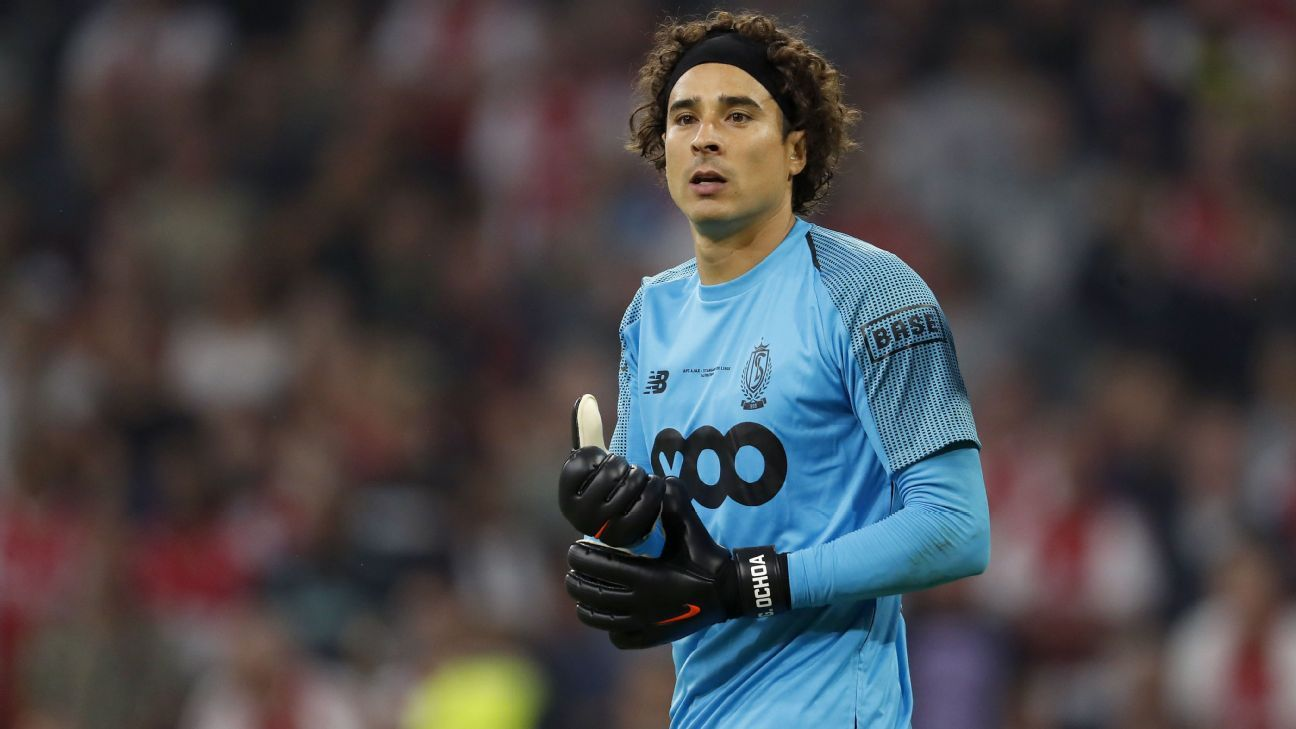 Guillermo Ochoa: Not my fault Napoli move fell through