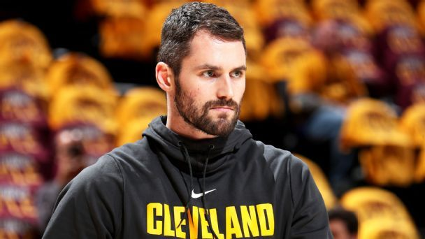 Is it too late for the Cavaliers to trade Kevin Love?