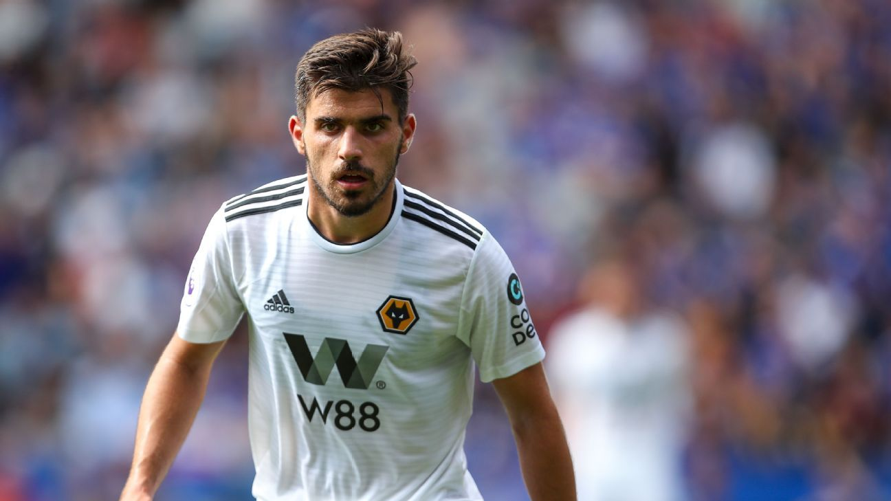 Transfer Talk: Manchester City plan £60 million swoop for Wolves' Ruben Neves